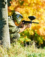 paintball games in barcelona