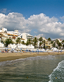 tour to sitges and tarragona